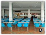考研村之学生食堂实拍图